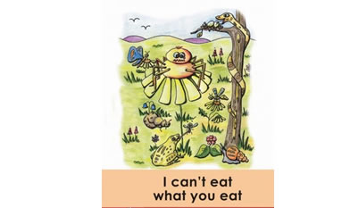 I Can't Eat What You Eat